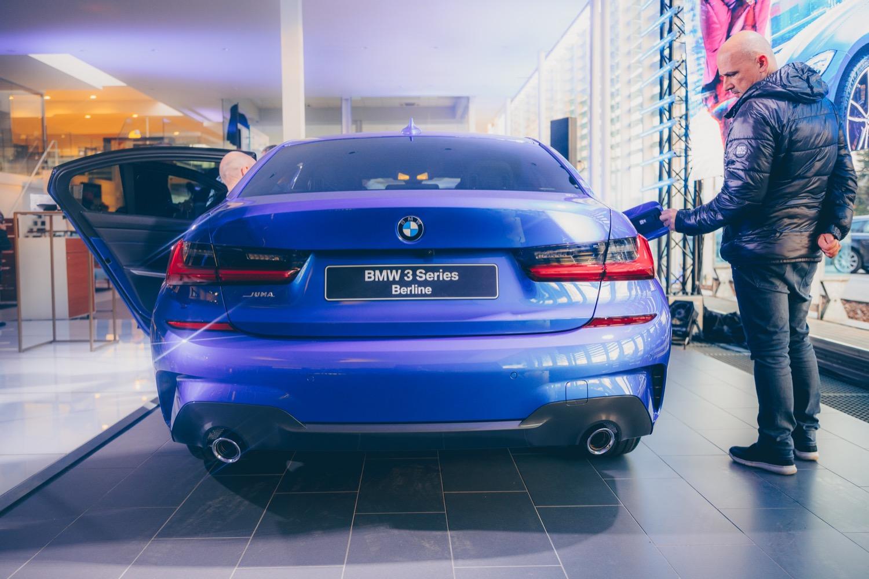 https://dvs-entertainment.be/Lancering nieuwe BMW 3-reeks Berline - LEUVEN