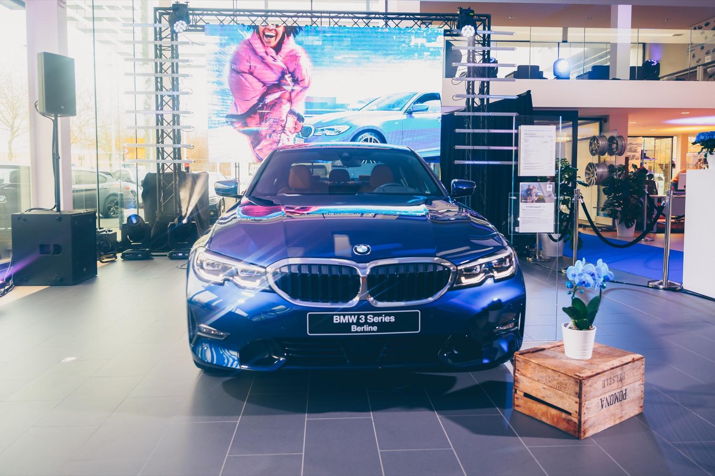 https://dvs-entertainment.be/Lancering nieuwe BMW 3-reeks Berline - MECHELEN