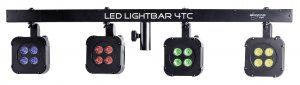 JB SystemsLED Lightbar 4TC DMX