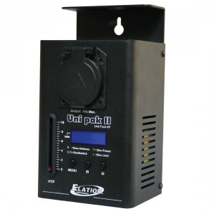 Elation / Showtec DMX Single dimmer / switch pack